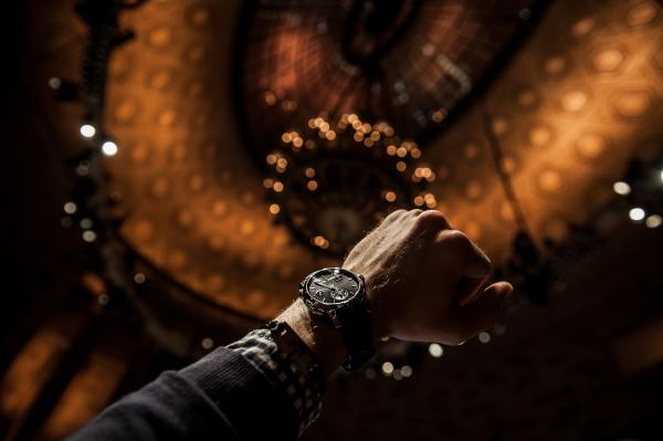 howing at WatchTime New York 2018: Omega Speedmaster Racing Chronograph America's largest luxury watch show, WatchTime New York, returns to Manhattan's