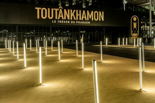 Exhibition Toutânkhamon