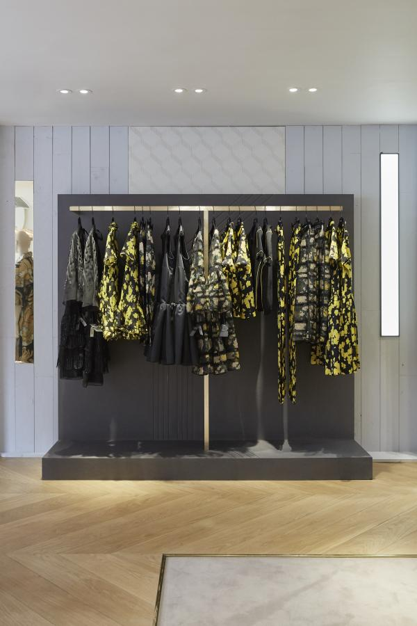 Rochas Pop-up store by ANY