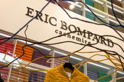 Presentation of the new Eric Bompard's collection